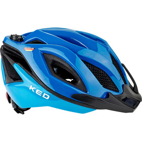 KED Spiri Two Helmet blue lightblue